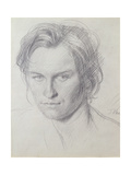 Portrait of Henry Lamb (1885-1960) C.1908 Giclee Print by Augustus Edwin John