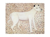 Dog, 1973 Giclee Print by George Fredericks