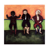 Boy Dolls Giclee Print by Stevie Taylor