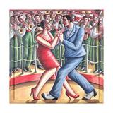Tango Giclee Print by P.J. Crook