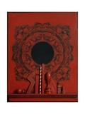 Grande Rosso, 1964 Giclee Print by Lucio Del Pezzo
