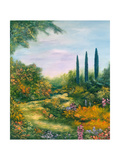 Tuscany Atmosphere, 1996 Giclee Print by Hannibal Mane