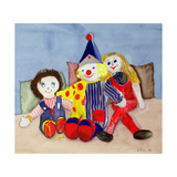 Tuffy's Toys, 1993 Giclee Print by Ann Robson