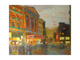 London Night Giclee Print by William Ireland