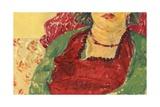 La Reussite, Etude 2, 2000 Giclee Print by Delphine D. Garcia