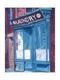 Laundry Giclee Print by Anthony Butera