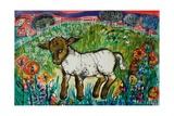 Lamb Giclee Print by Brenda Brin Booker