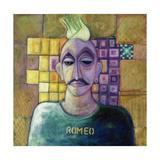 Romeo, 1970 Giclee Print by Laila Shawa