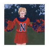 'N' Cheerleader, 2000 Giclee Print by Joe Heaps Nelson