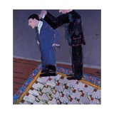 Try in on for Size, 1978 Giclee Print by Peter Wilson