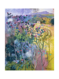 The Wild Beauty of Clee Giclee Print by Claire Spencer