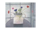 Anemones and Poppies, 2008 Giclee Print by Ruth Addinall