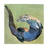 Otter, 2003 Giclee Print by Mark Adlington
