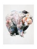 Bear Giclee Print by Mark Adlington