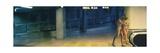 Subway Exodus, 2003 Giclee Print by Trygve Skogrand