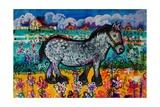 Horse Giclee Print by Brenda Brin Booker