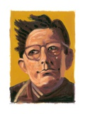 Laurie Lee, 2008 Giclee Print by Sara Hayward