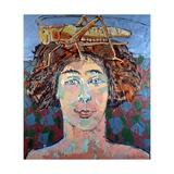 Locust Woman, 1994 Giclee Print by Peter Wilson