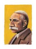 Edward Elgar, 2008 Giclee Print by Sara Hayward