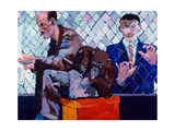 Thief, 1979 Giclee Print by Peter Wilson