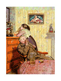 Ennui, 1917-18 Giclee Print by Walter Richard Sickert