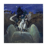 She Flew at Tam Wi' Furious Ettle, C.1996 Giclee Print by Alexander Goudie