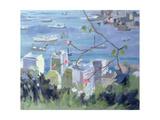 Hong Kong Giclee Print by Anne Durham
