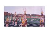 Fulton-Fonda Braves, 2003 Giclee Print by Joe Heaps Nelson