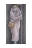 Bus Stop, 2004 Giclee Print by Ruth Addinall