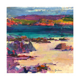 White Sands, Iona, 2011 Giclee Print by Peter Graham