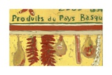 Produits Du Pays Basque, 2001 Giclee Print by Delphine D. Garcia