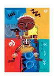 Ashanti, 2004 Giclee Print by Oglafa Ebitari Perrin