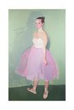 Ballet Dancer, C.1985 Giclee Print by Alexander Goudie
