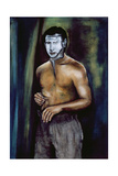 Man Changing in the Presence of Spirits, 2002 Giclee Print by Stevie Taylor