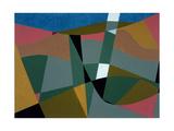 Shafted Landscape, 2001 Giclee Print by George Dannatt