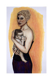 Her Son Giclee Print by Stevie Taylor