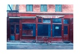 Bar - Soho Giclee Print by Anthony Butera