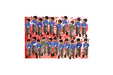 Boy Soldiers, 2005-06 Giclee Print by Laila Shawa