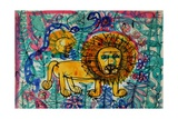 Lion Giclee Print by Brenda Brin Booker