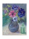 Anemones Giclee Print by Karen Armitage