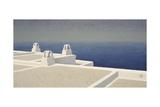 Santorini II, 2010 Giclee Print by Trevor Neal
