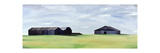 Summer Barns Giclee Print by Ana Bianchi