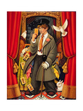 Harpo, 2010 Giclee Print by Frances Broomfield