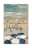 Plage, Biarritz, 1999 Giclee Print by Delphine D. Garcia