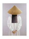 Vietnam, Back View Giclee Print by Lincoln Seligman