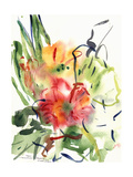Primroses, 2005 Giclee Print by Claudia Hutchins-Puechavy
