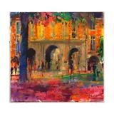 The Royal Pavillion, Place Des Vosges Giclee Print by Peter Graham
