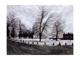 Westgrove, Looking Towards Blackheath, 1999 Giclee Print by Ellen Golla