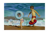 Full of Summer Giclee Print by Joan Longas