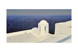 Santorini 3, 2010 Giclee Print by Trevor Neal